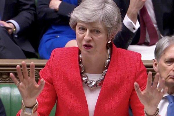 شرط می برای کناره گیری از پست نخست وزیری انگلیس