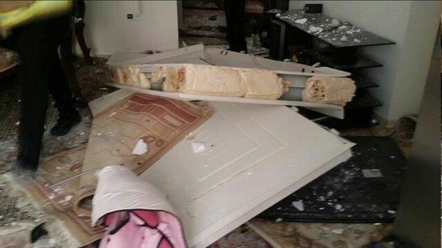وقوع انفجار در ساختمان مسکونی در جنت آباد