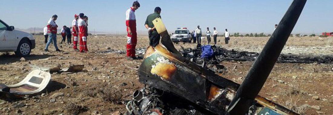 جزئیات سقوط هواپیمای فوق سبک در گرمسار ، کاپیتان فتحی نژاد و یک زن جوان کشته شدند ، تصاویر و فیلم حادثه را ببینید