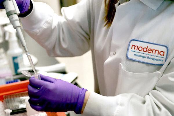 عوارض تزریق واکسن مدرنا خستگی و درد ماهیچه ای اعلام شد
