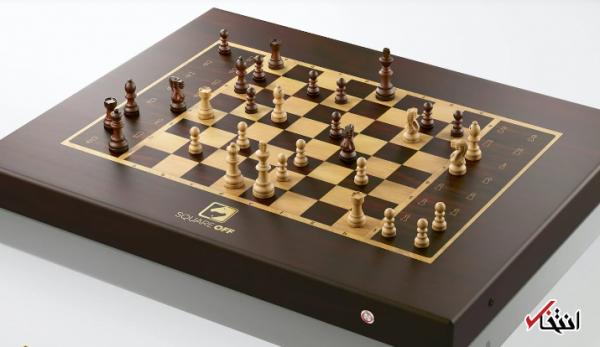 با تخته شطرنج هوشمند بازیکن حرفه ای شوید